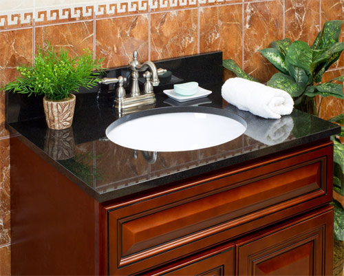 Bathroom ABSOLUTE BLACK