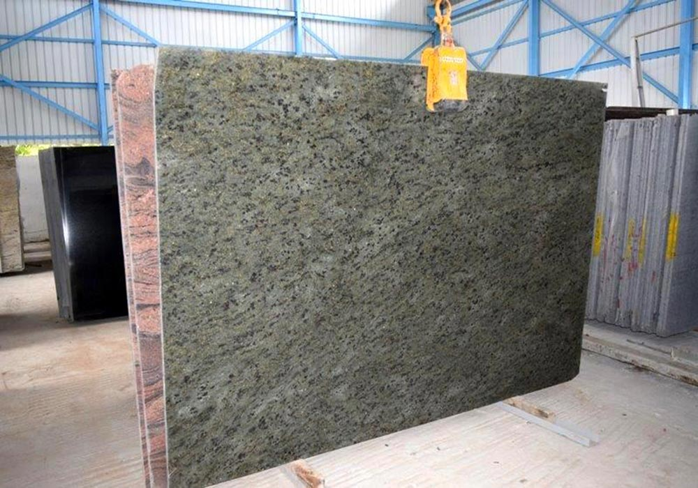 Slab TROPICAL GREEN