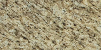 Giallo Ornamental - Sugar Land Granite Makeover of Houston