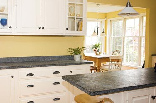 Granite Kitchen Countertop 1 black