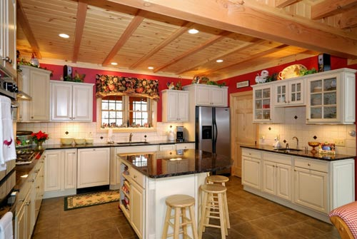 GraniteKitchenCountertopCountry