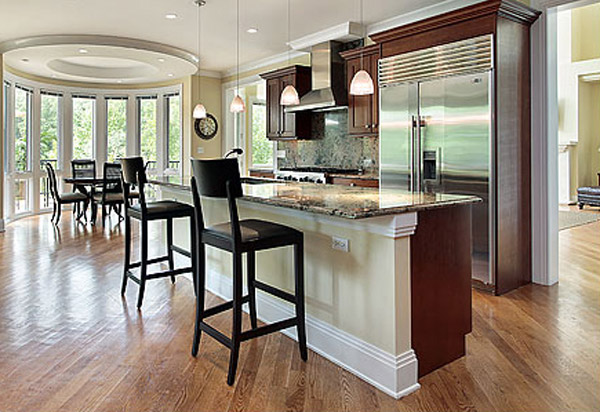 brown Granite Kitchen