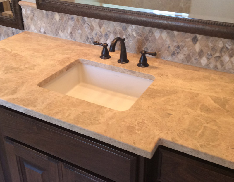san antonio granite countertops vanity