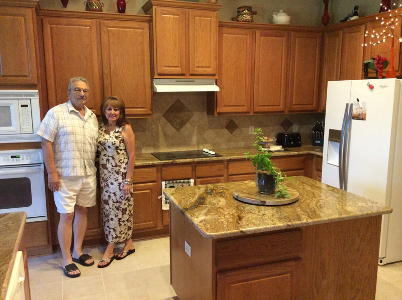 antonio kitchen braunfels cabinetry cabinets countertop new creations countertops granite san