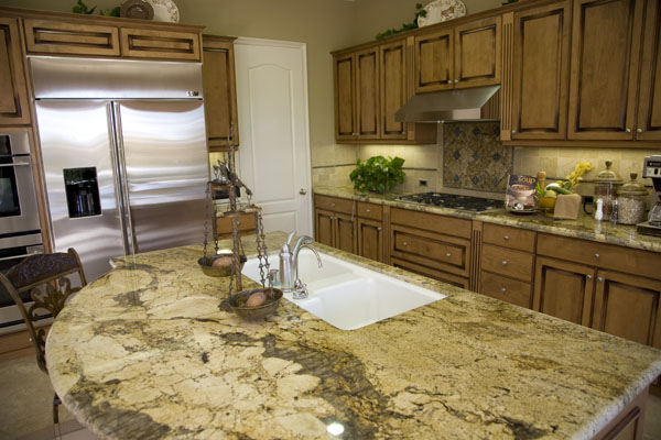colonial granite richmond va Granite Makeover