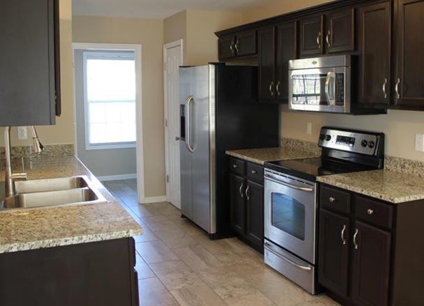 empire granite marble tennesse kitchen