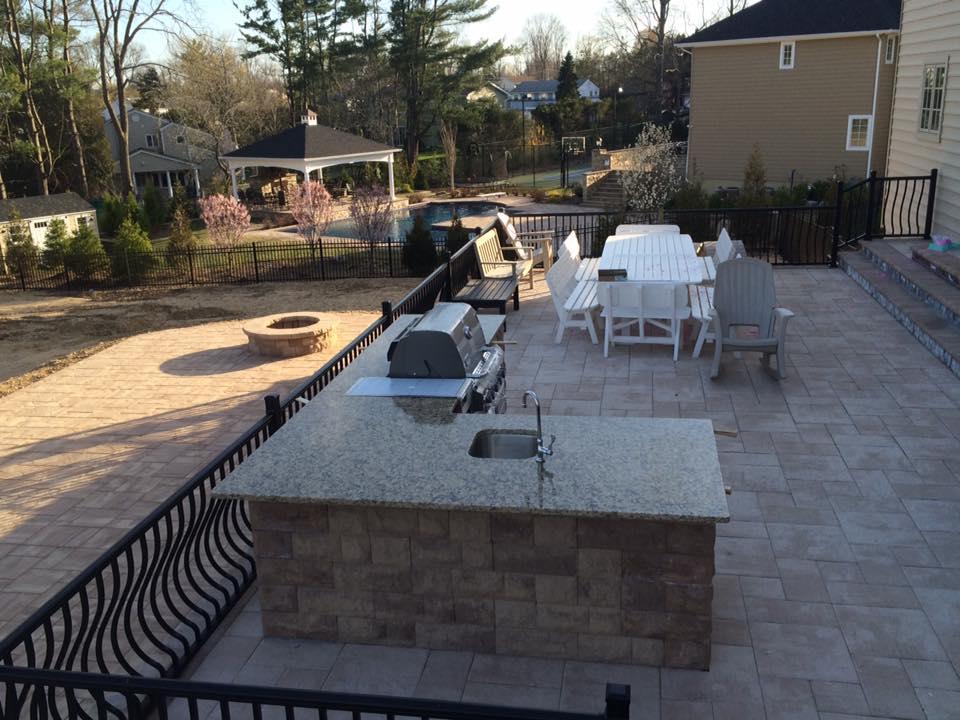 Attrayant Long Island New York Granite Countertops Long Island NY Outdoor Bbq 2