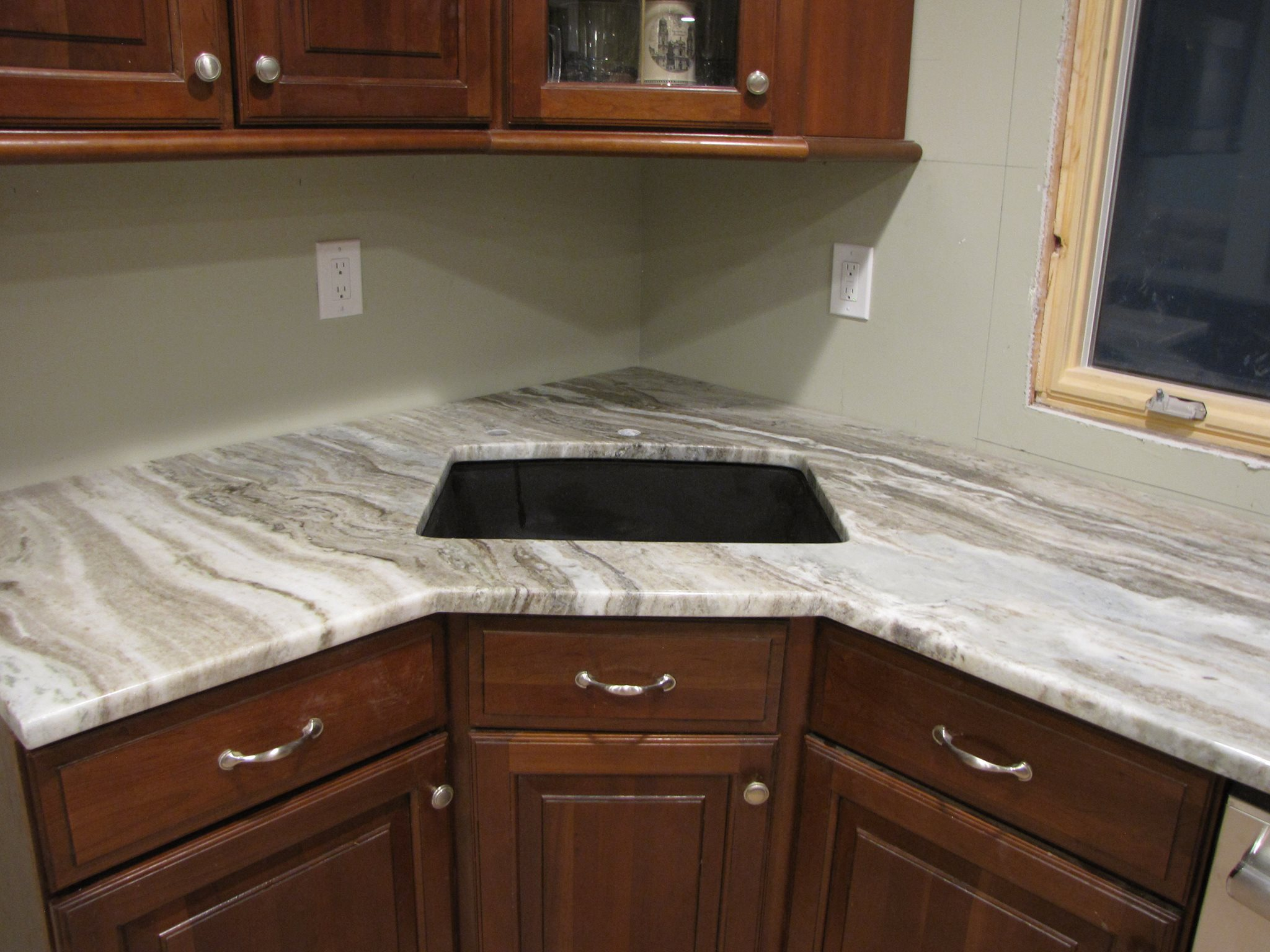 by banner installs colors snow quartz city stone msi countertops white colour natural countertop color